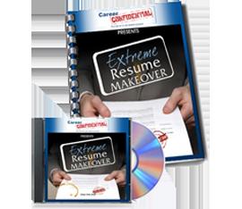 Extreme Resume Makeover Kit